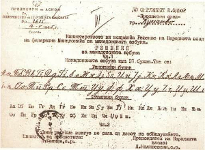 Нека е благословен 5. Мај – Ден на македонската азбука и на македонскиот јазик!